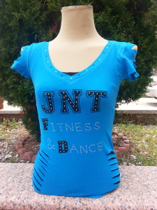 JNT Fitness & Dance Tee